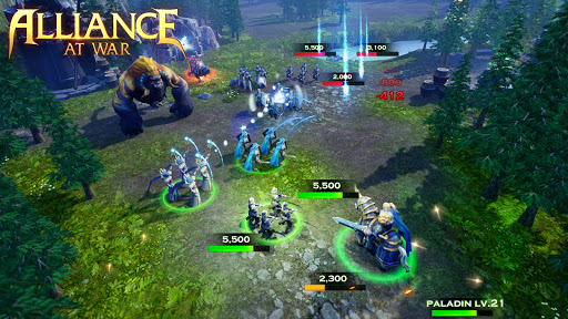 Alliance At Waru2122 u2161 1.1.0 screenshots 8