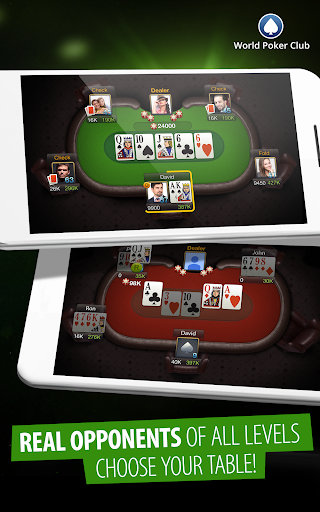 Poker Games: World Poker Club 1.150 Screenshots 11