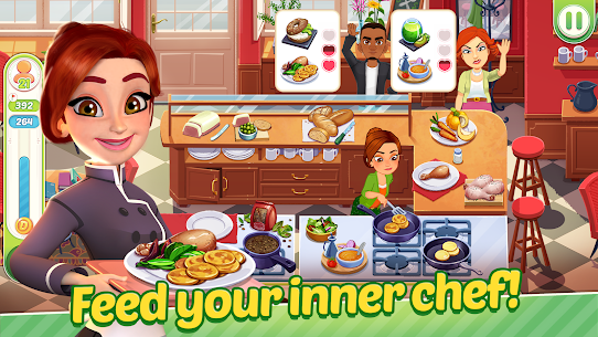 Delicious World – Cooking Game. 2