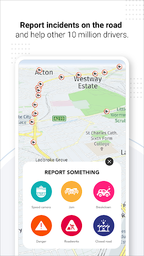 GPS Live Navigation, Maps, Directions and Explore android2mod screenshots 12
