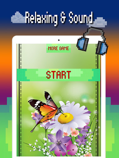 Butterfly color by number : Bugs coloring book 1.4 screenshots 6