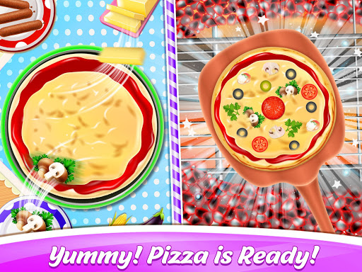 Bake Pizza Delivery Boy: Pizza Maker Games 1.7 de.gamequotes.net 2