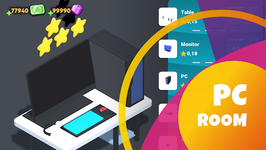 Game Studio Creator – Build your own internet cafe 1.1.6 4