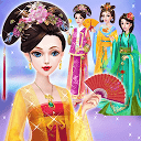Chinese Doll Makeup Salon - Girls Fashion Doll Spa