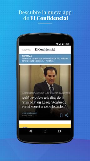 El Confidencial 4_10_7 screenshots 1