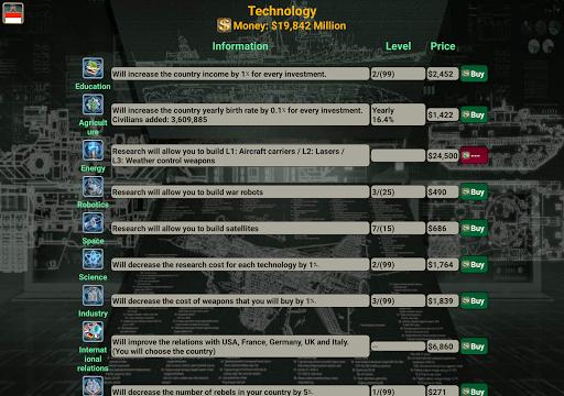 Asia Empire 2027 screenshots 14