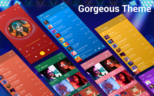 Music Player - Audio Player & 10 Bands Equalizer android2mod screenshots 17