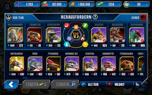 Jurassic World™: Das Spiel Screenshot