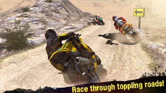 Hill Top Bike Rider 2019 – APK with Mod + Data 1