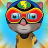 Talking Tom Candy Run Crazy Games 2021 game apk icon