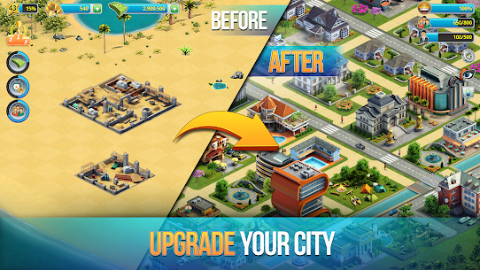 City Island 3 – Building Sim Offline APK Download 2