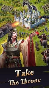 Evony: The King's Return Strateji Saldırı Oyunu Full Apk İndir 2