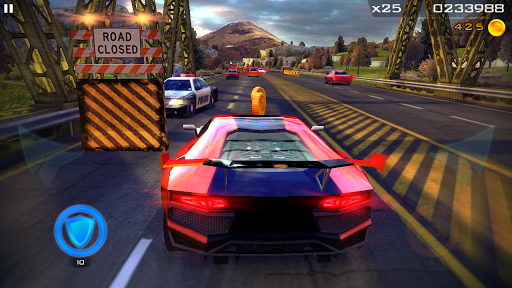 Télécharger gratuit Redline Rush: Police Chase Racing APK MOD 2