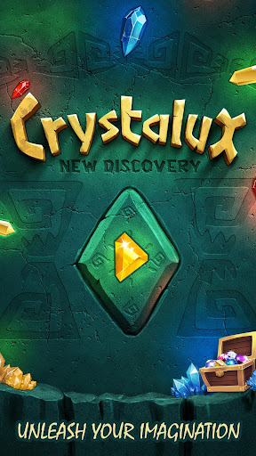 Crystalux. New Discovery - logic puzzle game  screenshots 15