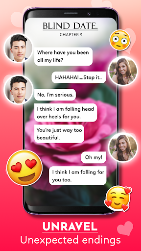 Love Stories: Interactive Chat Story Texting Games apkdebit screenshots 5