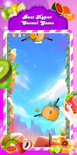 Fruits Epic Rush - Slash Knife