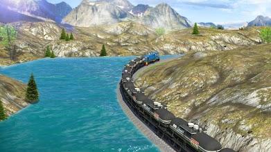 Oil Tanker Train Simulator screenshot thumbnail