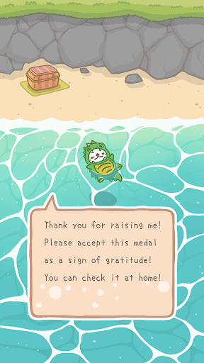 Rakko Ukabe - Let's call cute sea otters! 1.2.15 screenshots 3