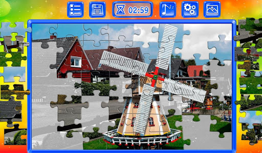 Puzzles for all family  screenshots 5
