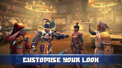 Celtic Heroes - 3D MMORPG 3.7.1 screenshots 1