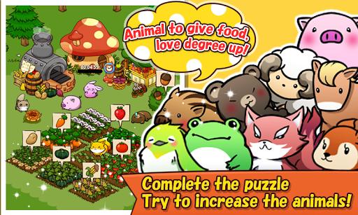 Happy Garden - pets animals games apkpoly screenshots 13