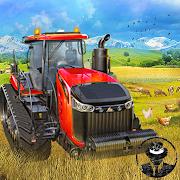 Organic Tractor Farming SIM: Mega Harvesting