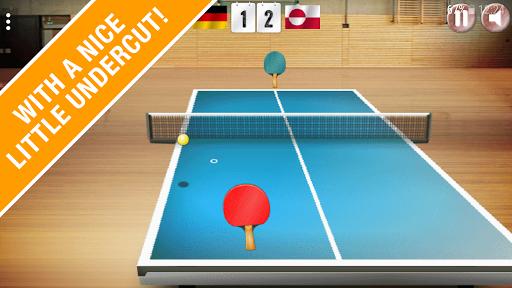 Table Tennis World Tour - The 3D Ping Pong Game  Screenshots 2