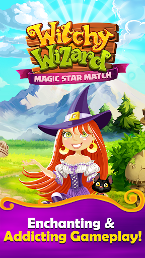 Witchy Wizard: New 2020 Match 3 Games Free No Wifi 2.1.7 screenshots 1