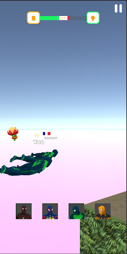Super Hero Transform Race - Spider Racing Game 3D 0.6 screenshots 6