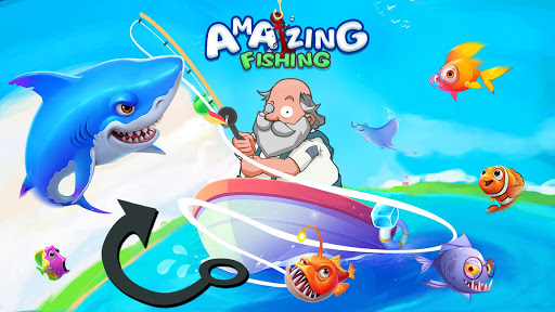 Amazing Fishing Games: Free Fish Game, Go Fish Now  screenshots 1