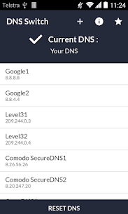 DNS Switch – Unlock Region Restrict Mod Apk (Pro Features Unlocked) 1