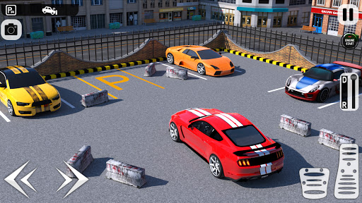 Master Car Parking 3D - Free Car Drive  screenshots 12