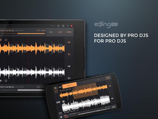 edjing PRO LE - Music DJ mixer  Screenshots 6