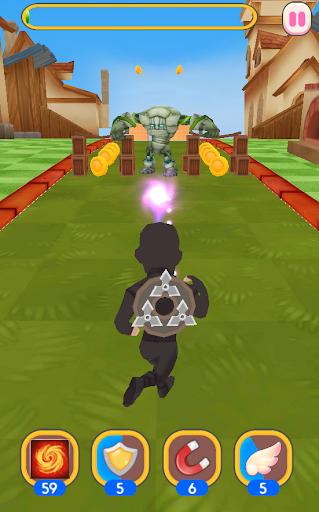 Ninja Hero Run apkdebit screenshots 4