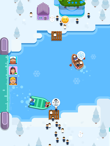 Idle Ferry Tycoon - Clicker Fun Game android2mod screenshots 11
