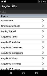 AngularJS Pro Quick Guide Free