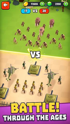 Battle Simulator: Warfare  screenshots 5