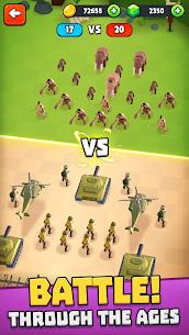 Battle Simulator Warfare Apk Mod Download 5