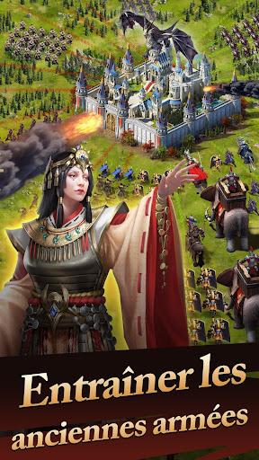 Télécharger Evony - Le retour du roi APK MOD (Astuce) screenshots 2