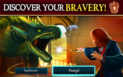 Harry Potter: Hogwarts Mystery Screenshot