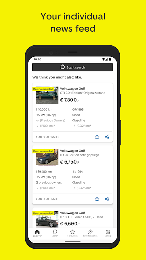 AutoScout24: Buy & sell cars screenshots 3