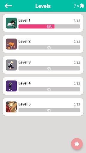 Guess My Hero Name - My Hero Academia Quiz screenshots 6
