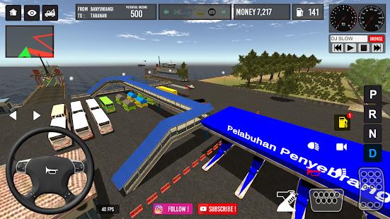 Image For IDBS Indonesia Truck Simulator Versi 4.1 4