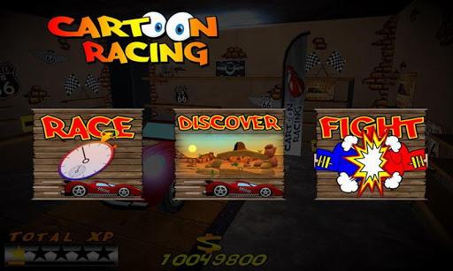 Cartoon Racing apktram screenshots 10