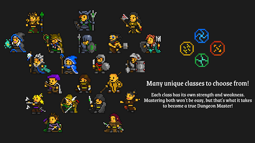 Dungeon Masters 1.9.6 screenshots 4