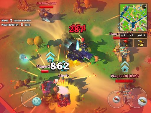 PvPets: Tank Battle Royale 1.4.1.10225 screenshots 12