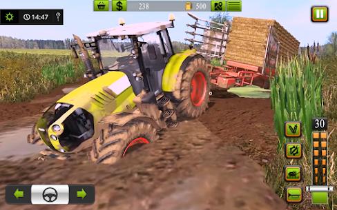 Supreme tractor farming – modern farm games 2021 Apk Download 2021 5