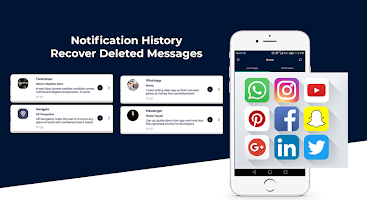 Notification History - Recover Deleted Messages