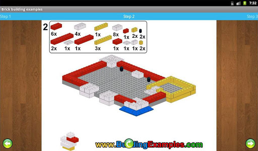 Brick building examples apkmr screenshots 11