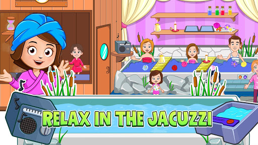 My Town : Beauty Spa Hair Salon Free 1.05 de.gamequotes.net 4